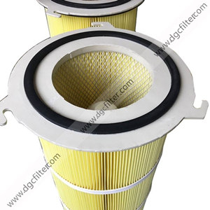 Three Lug Metal Cap Filter