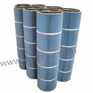 PTFE Membrane High Filtration Efficiency Cartridge