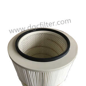 Round Type Dust Filter Cartridge